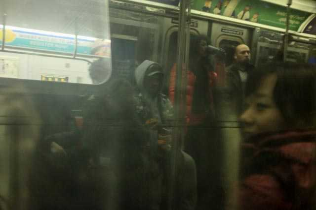 subway ride nyc