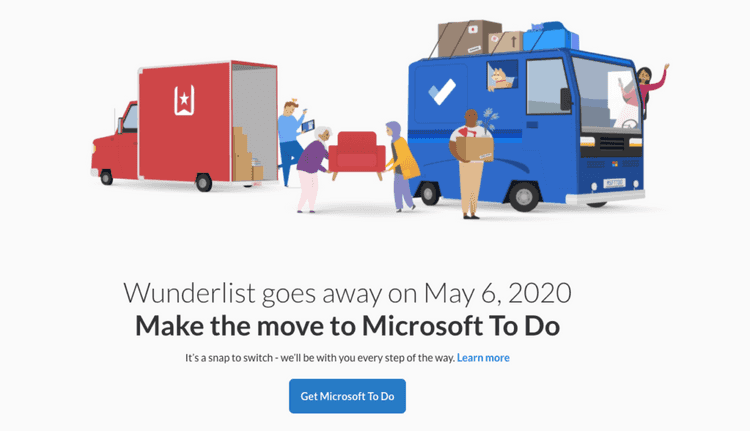 wunderlist is becoming microsoft to do