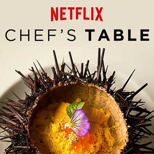 chefs table documentary poster