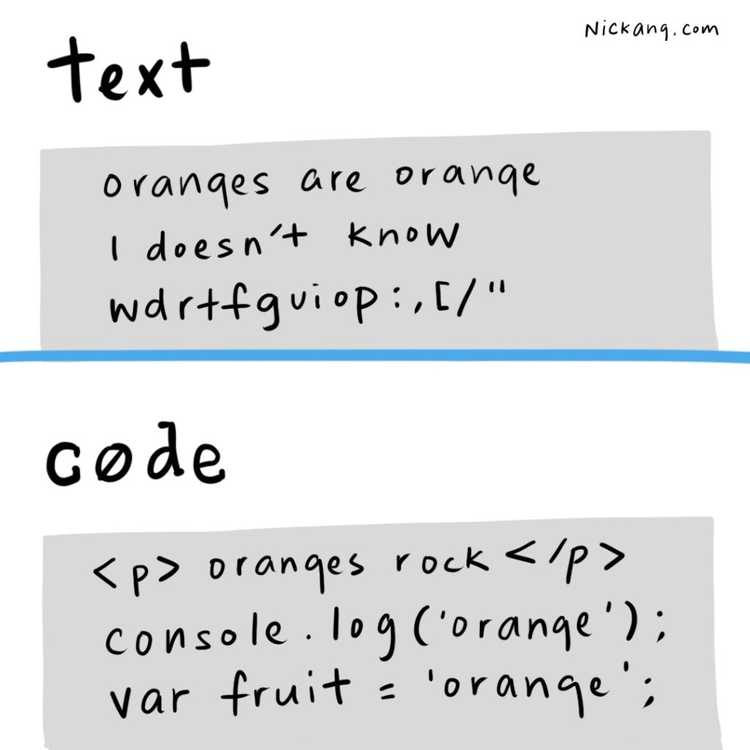 text and code look very different, but code is just a subset of text