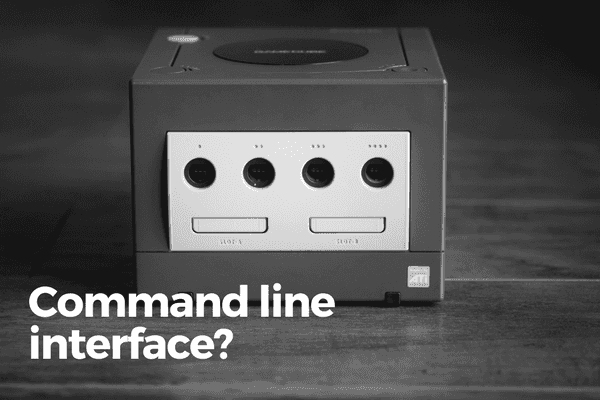 why programmers use command line interface banner nickang blog